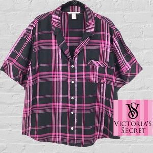 VICTORIAS SECRET SLEEP TOP SIZE XL